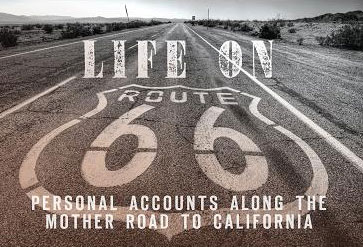 Life on Route 66 Cover, Center